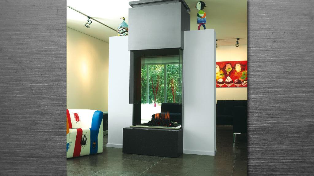 Glazen Openhaard Boley 73S